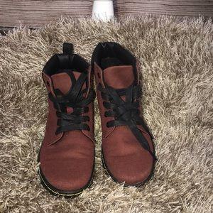 Dr. Martens women's boots size 6.